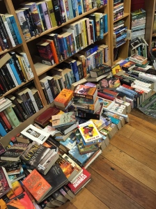 lots of lovely books
