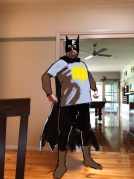 me as batman